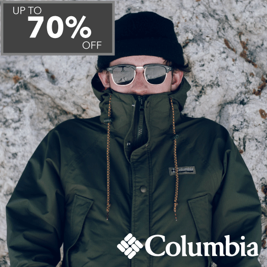 Columbia - Up to 70% off