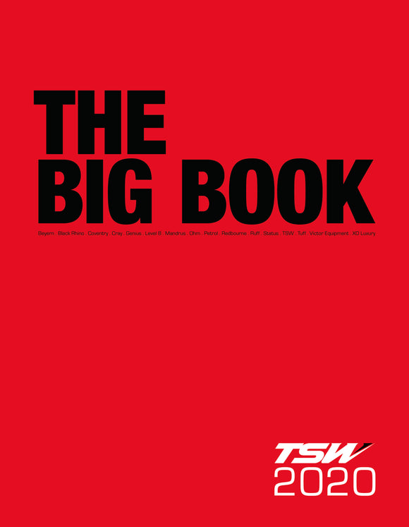 BOOK TSW BIG BOOK 2020