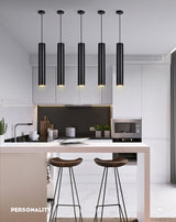 Tube Pendant Light