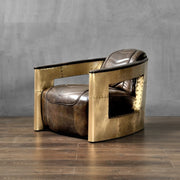 Golden Room Lounger