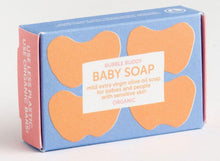Load image into Gallery viewer, Organic baby soap bar