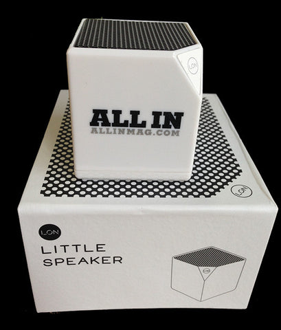 Mini Speaker - White