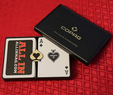 Double Deck of Copaq Cards