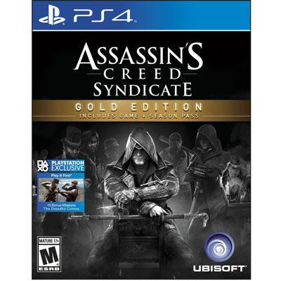 Assassins Creed Syn GE PS4