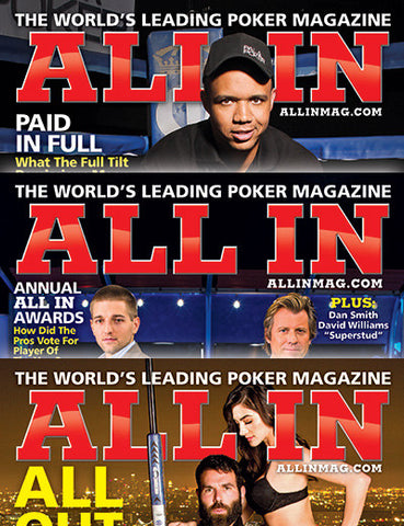 One Year Subscription to ALL IN