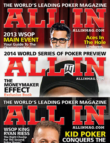 Two Year Subscription to ALL IN