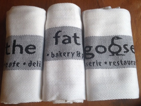 Iconic Fat Goose Tea Towel Of Killcare