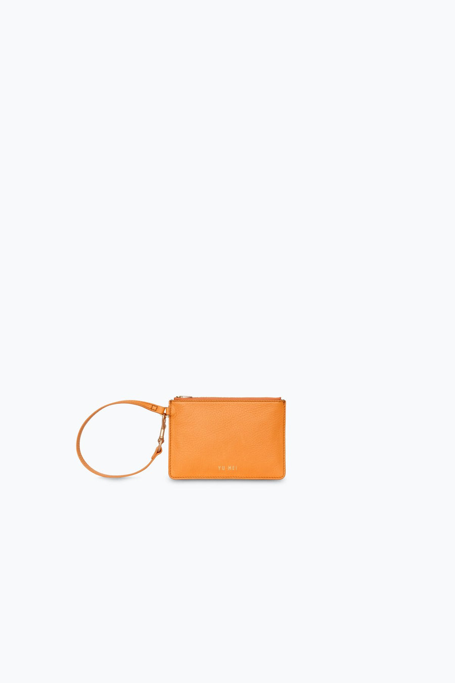 Amy clutch orange yu mei