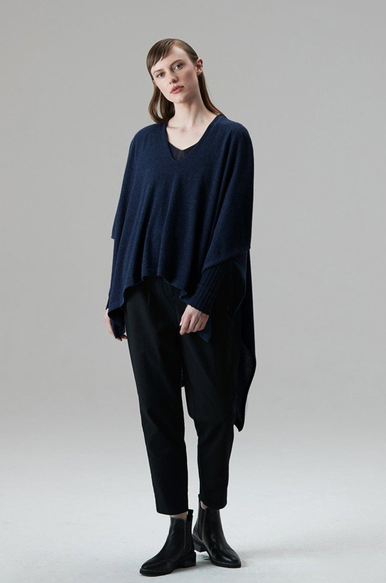 Cashmere_Poncho_Navy_Standard_Issue_