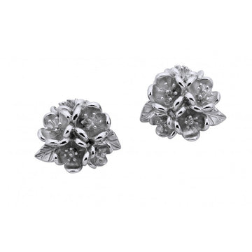 Karen Walker Flower Ball Studs
