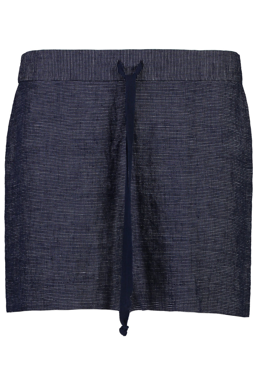 Standard Issue | Linen Short Navy