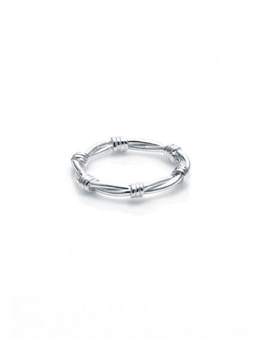 Stolen Girlfriends Club Barbed Wire Ring