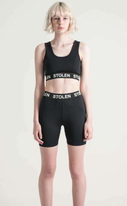 Stolen Girlfriends Club | Razorblade Cycle Top