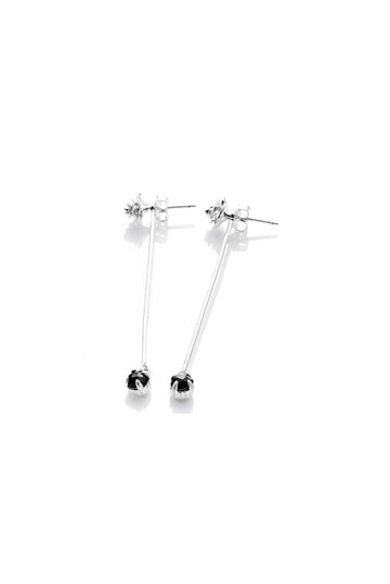 Stolen Girlfriends Club | Rose Bud Bar Earring