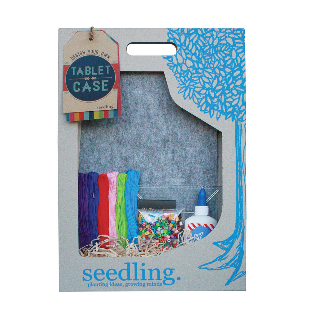 Design your own tablet case seedling
