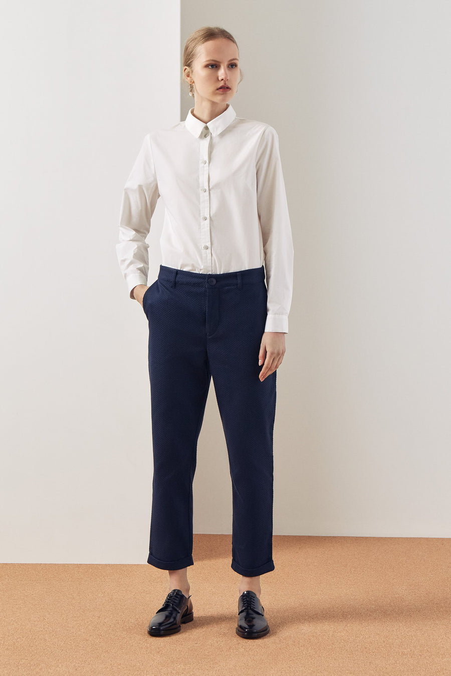 Kowtow | Edition Pant Navy