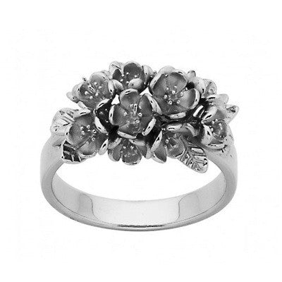 Karen Walker Flower Cluster Ring