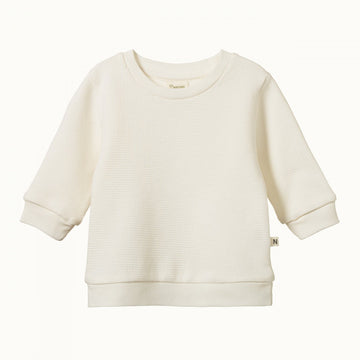 Nature Baby | Augie Sweater Natural