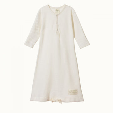 Nature Baby | Pointelle Sleeping Gown