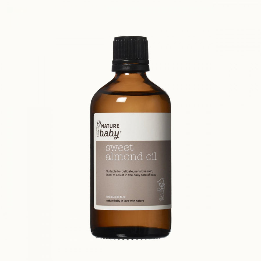 Nature Baby | Sweet Almond Oil 100ml
