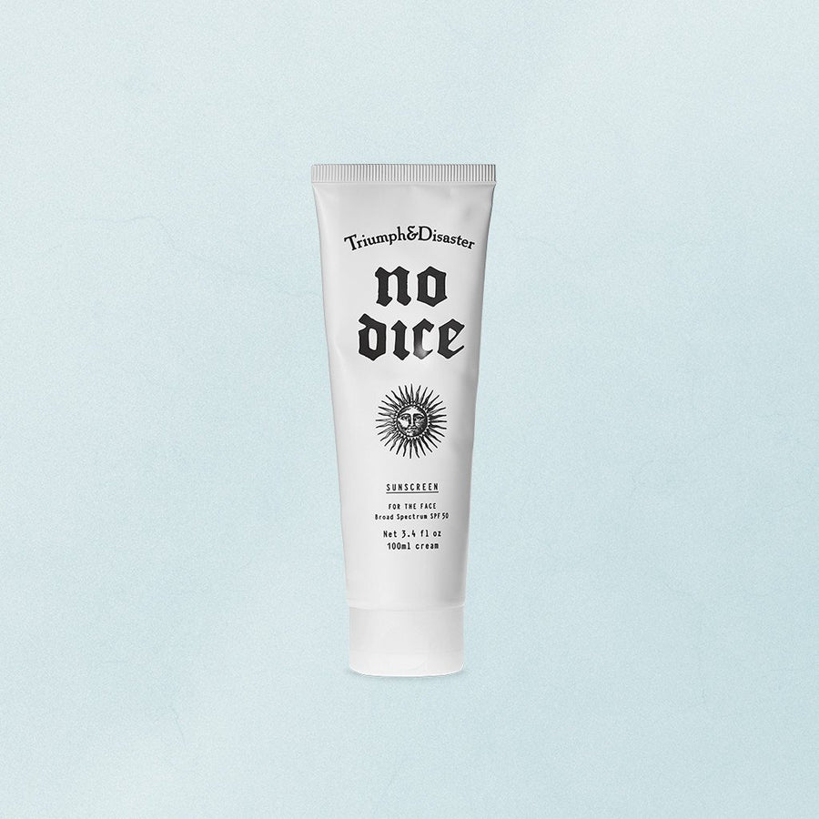 Triumph & Disaster No Dice Sunscreen SPF50 -  100ml Tube