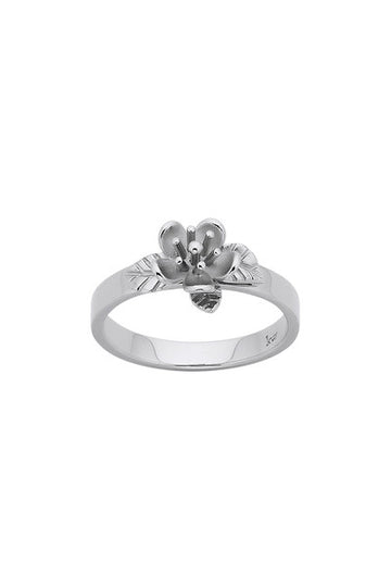 karen walker single flower ring