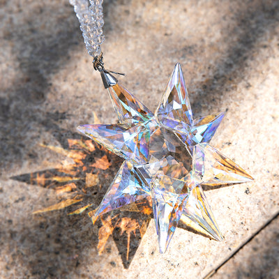 Starlight Crystal Ornament