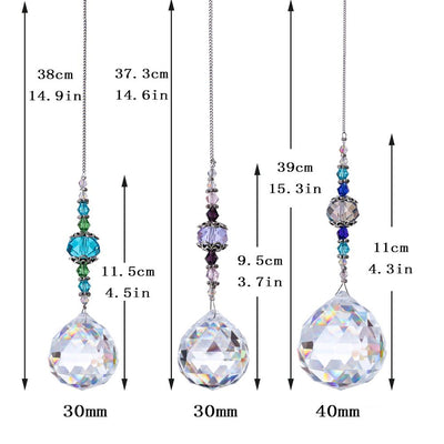 Pendant Crystal Suncatchers