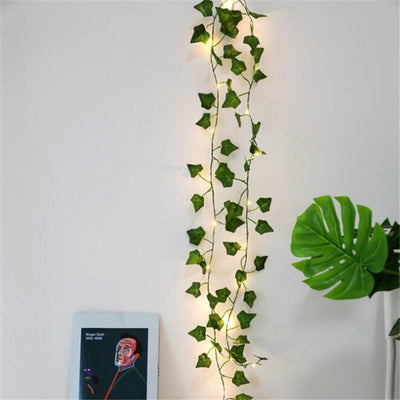 Lush Vine String Lights