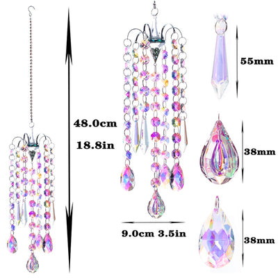 Lumi Crystal Rainbow Catcher