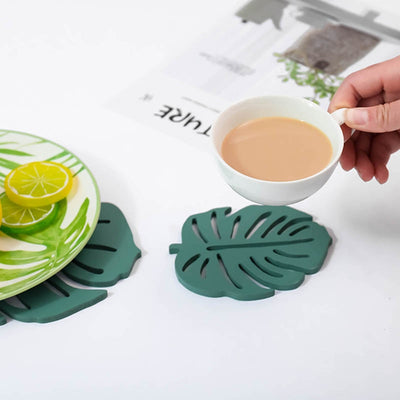 PALM House Wooden Placemats (Set of 4)