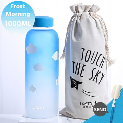 Sky Glass Water Bottle