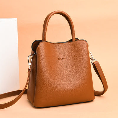 Cherie Soft Leather Bag