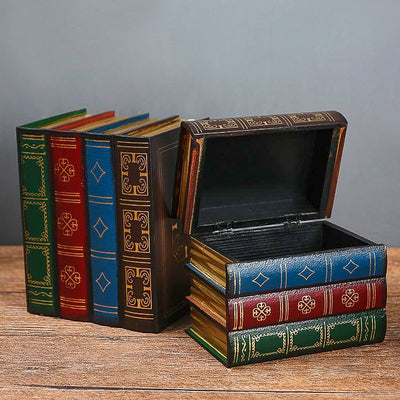 Secret Library Storage Box