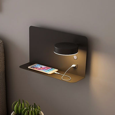 Bedside Charging Lamp