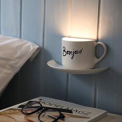 Bonjour Night Light