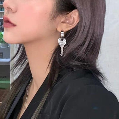 Unlocked Earrings