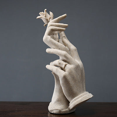 Endless Love Sculpture