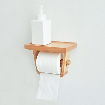 Shelf Toilet Paper Holder