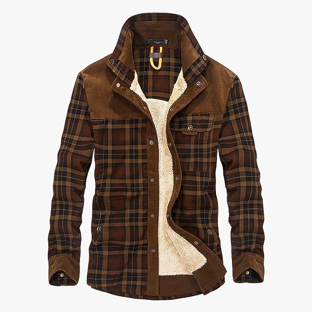 Wayfinder Fleece Flannel