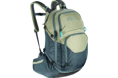 EXPLORER PRO 26L / HEATHER LIGHT OLIVE-HEATHER SLA