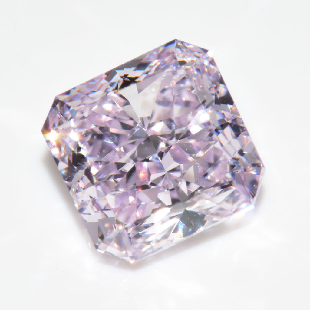 Fancy Pink Purple Color Diamond
