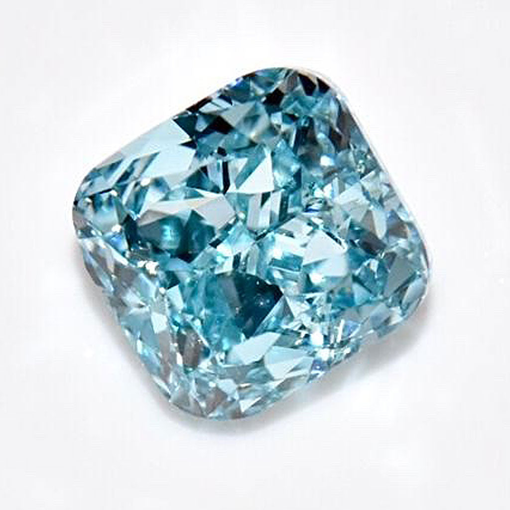 Fancy Vivid Blue Color Diamond