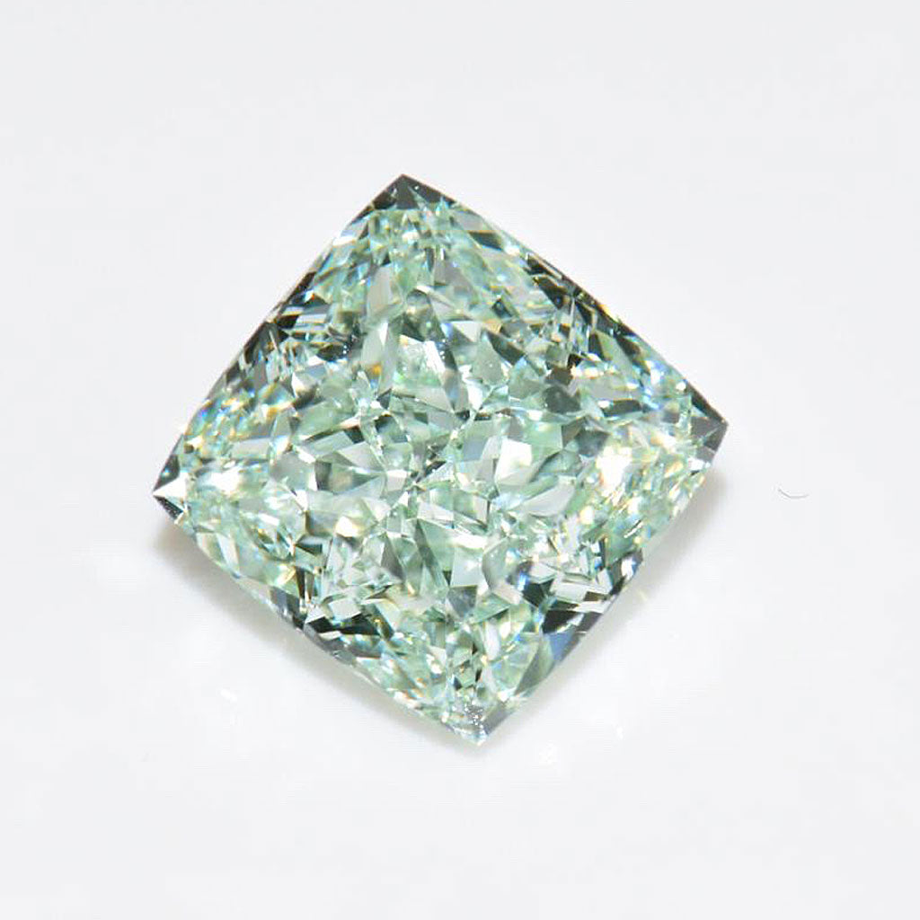 Fancy Green Color Diamond