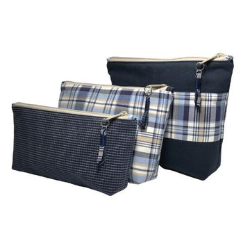 Zippered Pouch Sets
