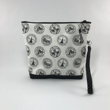 Wristlet Zippered Pouches