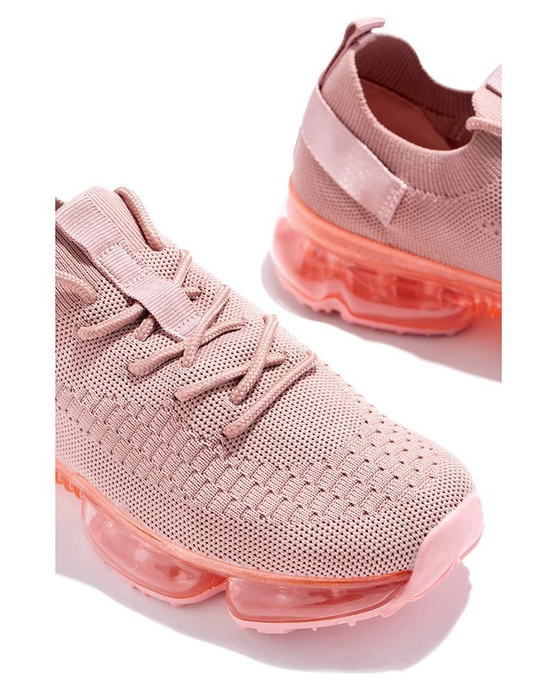 Ulterfashion Women's Breathable Elastic Sneakers