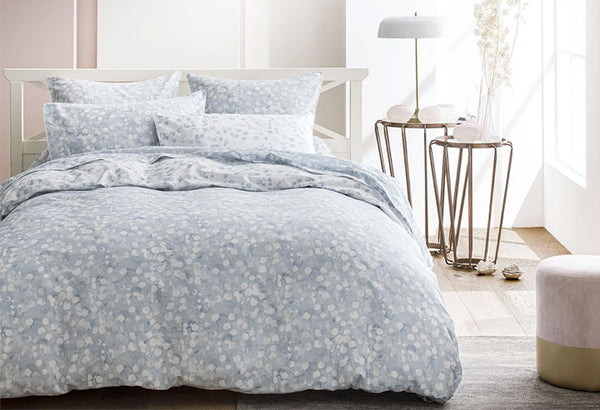 cozy down rosee duvet cover