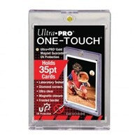 Ultra Pro 35 pt. One-Touch Card Holder