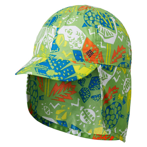 CYBER GREEN JUNGLE PRINT